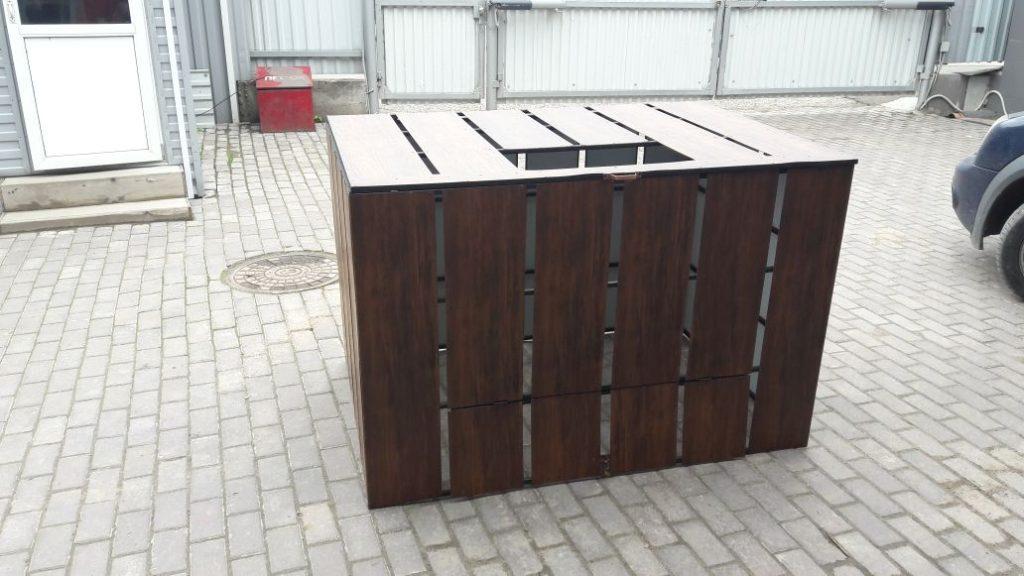 Ящик под компост на заказ и в наличии